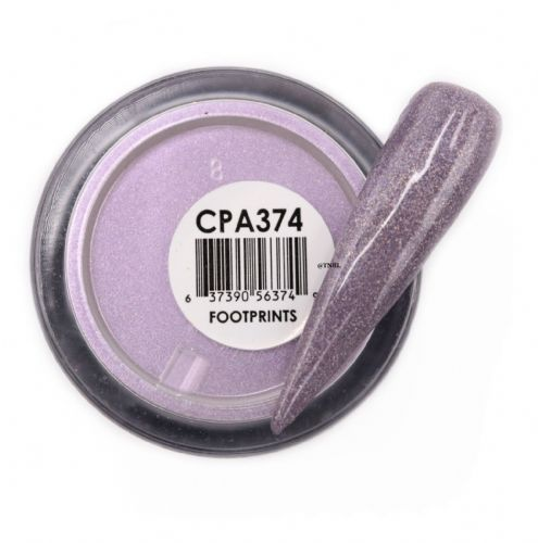 GLAM AND GLITS COLOR POP ACRYLIC - CPA374 FOOTPRINTS